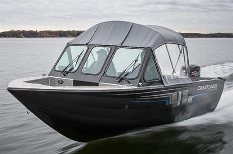 2018 Crestliner 1850 Commander Elite in Amory, Mississippi - Photo 4