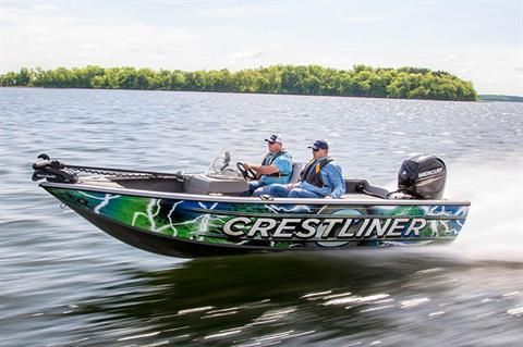 2018 Crestliner 1850 Fish Hawk WT in Kaukauna, Wisconsin