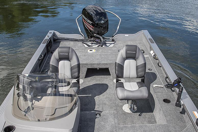 2018 Crestliner 1850 Fish Hawk WT in Amory, Mississippi - Photo 8