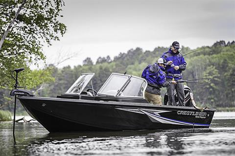 2018 Crestliner 1850 Raptor WT in Cable, Wisconsin