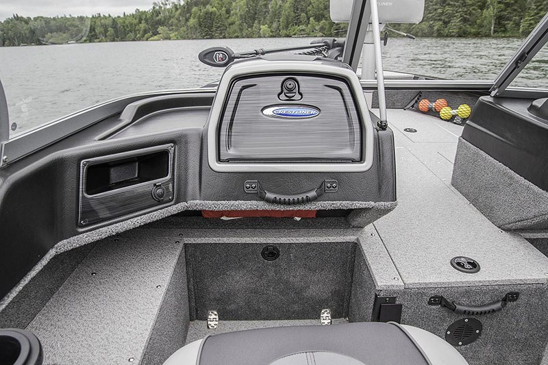 2018 Crestliner 1850 Raptor WT in Spearfish, South Dakota