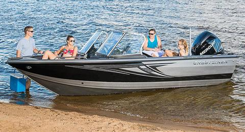 2018 Crestliner 1850 Sportfish Outboard in Cable, Wisconsin