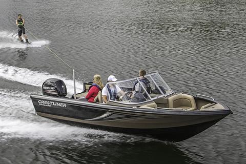 2018 Crestliner 1850 Sportfish Outboard in Amory, Mississippi - Photo 3