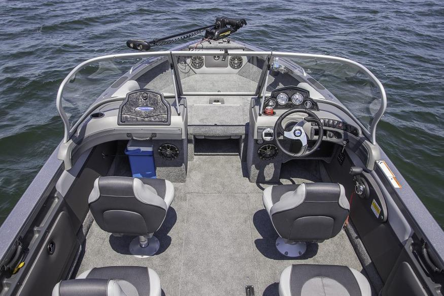 2018 Crestliner 1850 Sportfish Outboard in Amory, Mississippi - Photo 6