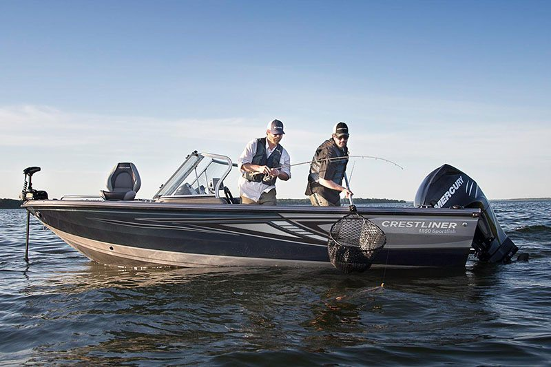 2018 Crestliner 1850 SportFish SST in Spearfish, South Dakota