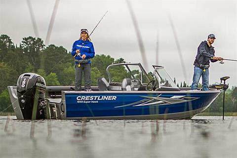 2018 Crestliner 1850 Super Hawk in Kaukauna, Wisconsin
