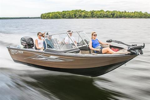 2018 Crestliner 1850 Super Hawk in Amory, Mississippi