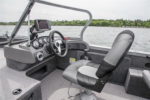 2018 Crestliner 1950 Fish Hawk SC in Idaho Falls, Idaho