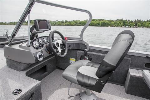 2018 Crestliner 1950 Fish Hawk WT in Kaukauna, Wisconsin