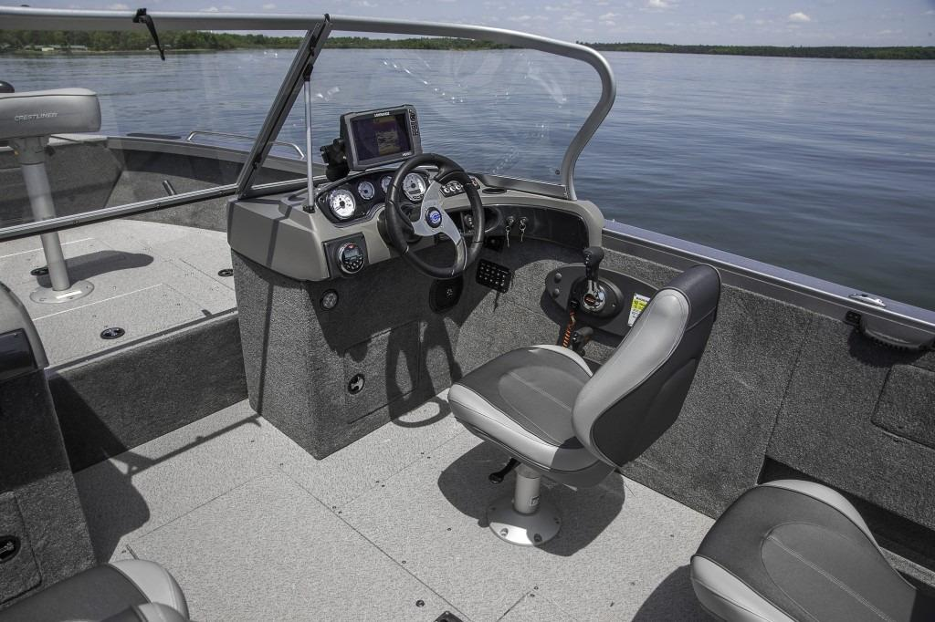 2018 Crestliner 2050 Authority in Amory, Mississippi