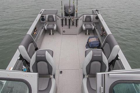2018 Crestliner 2050 Commander in Spearfish, South Dakota