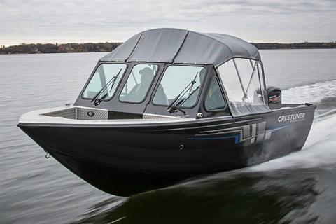 2018 Crestliner 2050 Commander Elite in Spearfish, South Dakota