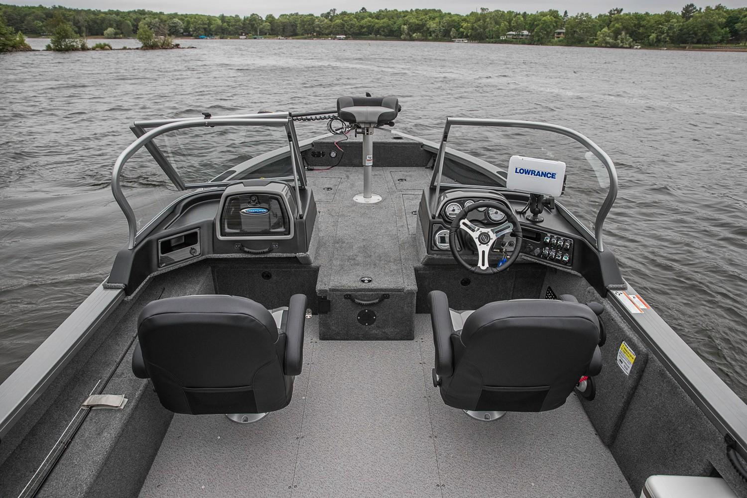 2018 Crestliner 2100 Raptor in Spearfish, South Dakota