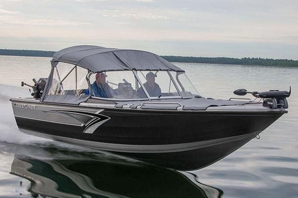 2018 Crestliner 2250 Authority in Kaukauna, Wisconsin