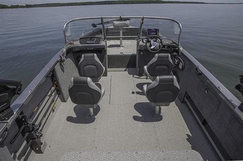 2018 Crestliner 2250 Authority in Amory, Mississippi