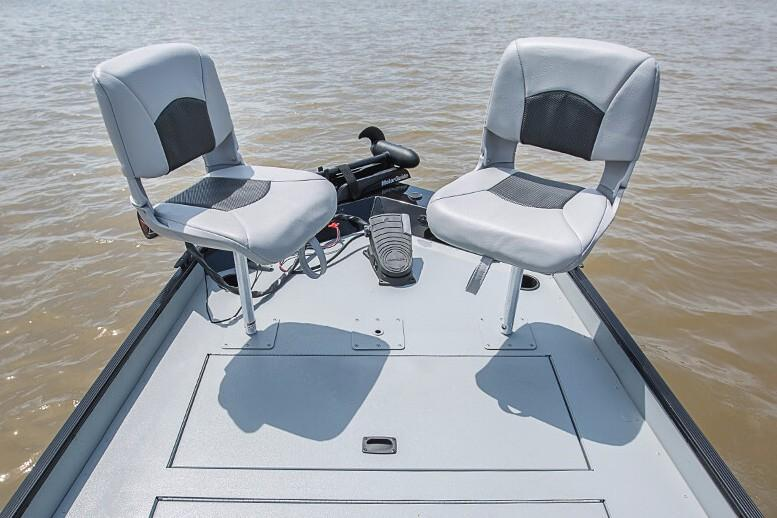 2018 Crestliner 1700 Storm in Amory, Mississippi - Photo 2