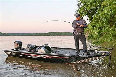 2018 Crestliner VT 17 in Cable, Wisconsin