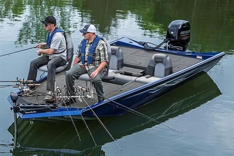 2018 Crestliner VT 17C in Cable, Wisconsin