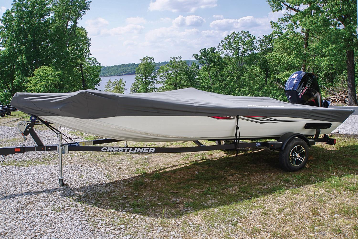 2018 Crestliner VT 17C in Amory, Mississippi - Photo 2