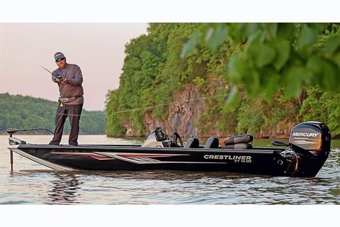 2018 Crestliner VT 18 in Cable, Wisconsin
