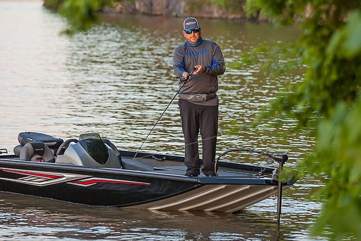 2018 Crestliner VT 18 in Amory, Mississippi - Photo 2