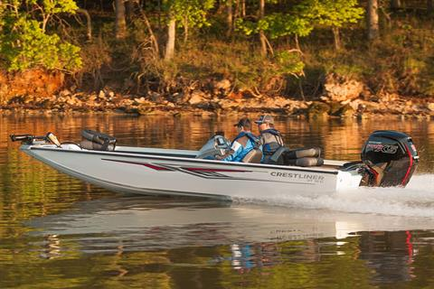 2018 Crestliner VT 19C in Cable, Wisconsin