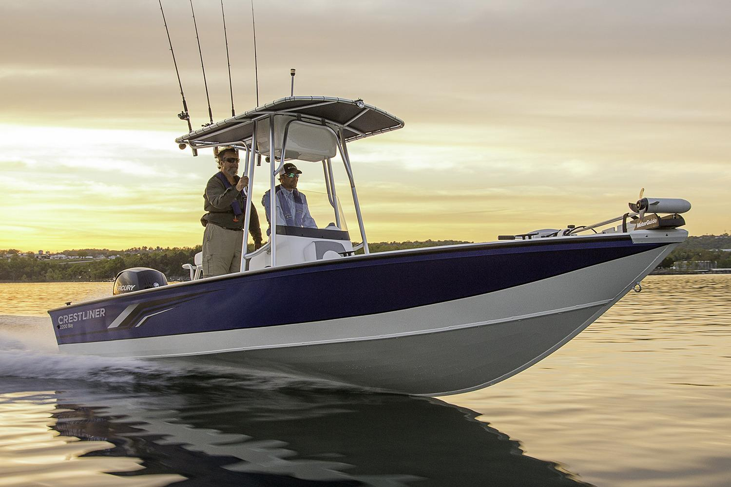 2018 Crestliner 2200 Bay in Kaukauna, Wisconsin