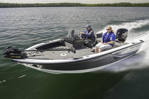 2018 Crestliner 1750 Raptor SC in Cable, Wisconsin