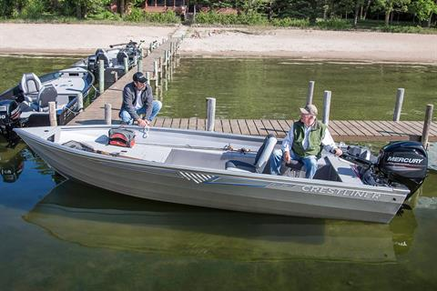 2018 Crestliner 1800 Kodiak SC in Cable, Wisconsin