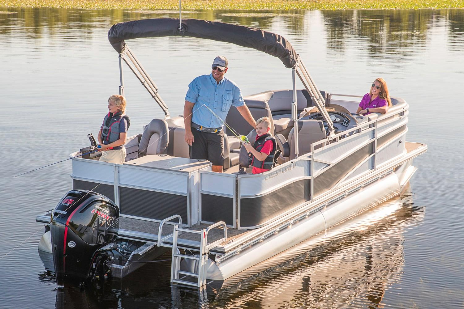 2018 Crestliner 200 Rally CS in Amory, Mississippi