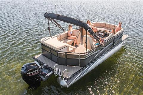 2018 Crestliner 200 Rally DX CS in Amory, Mississippi