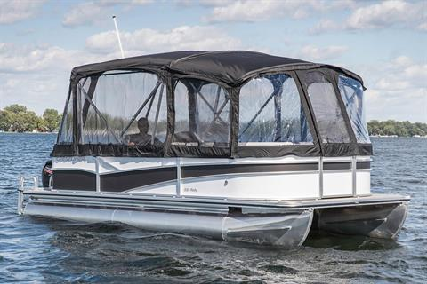 2018 Crestliner 200 Rally DX FS in Cable, Wisconsin