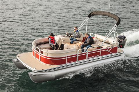 2018 Crestliner 200 Sprint Cruise in Cable, Wisconsin