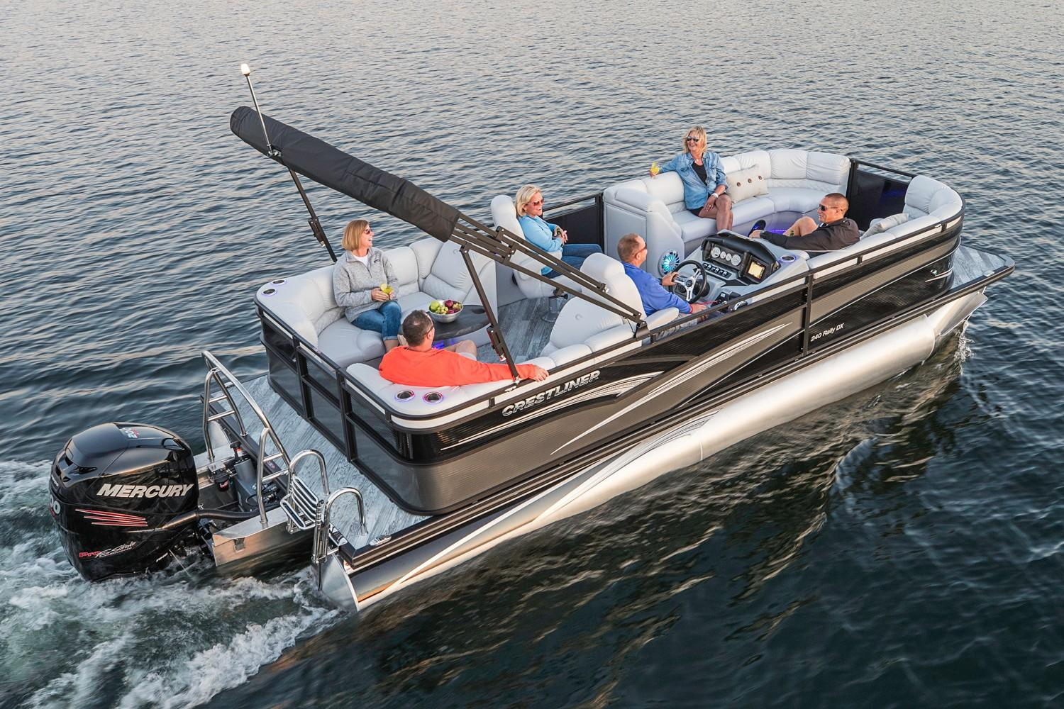 2018 Crestliner 220 Rally DX CWDH in Kaukauna, Wisconsin