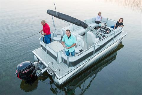 2018 Crestliner 220 Rally DX FC in Amory, Mississippi