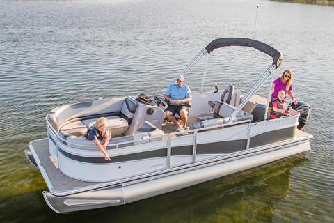 2018 Crestliner 220 Rally FC in Cable, Wisconsin