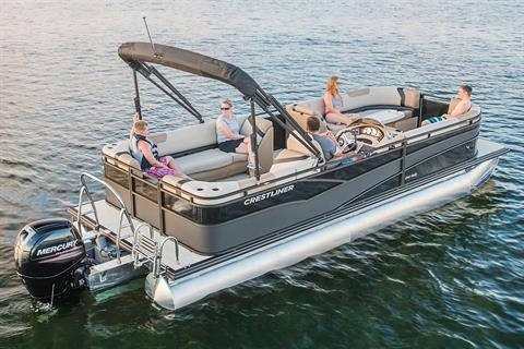 2018 Crestliner 240 Rally CS in Kaukauna, Wisconsin