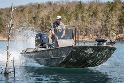 2018 Crestliner 1860 Retriever CC in Cable, Wisconsin