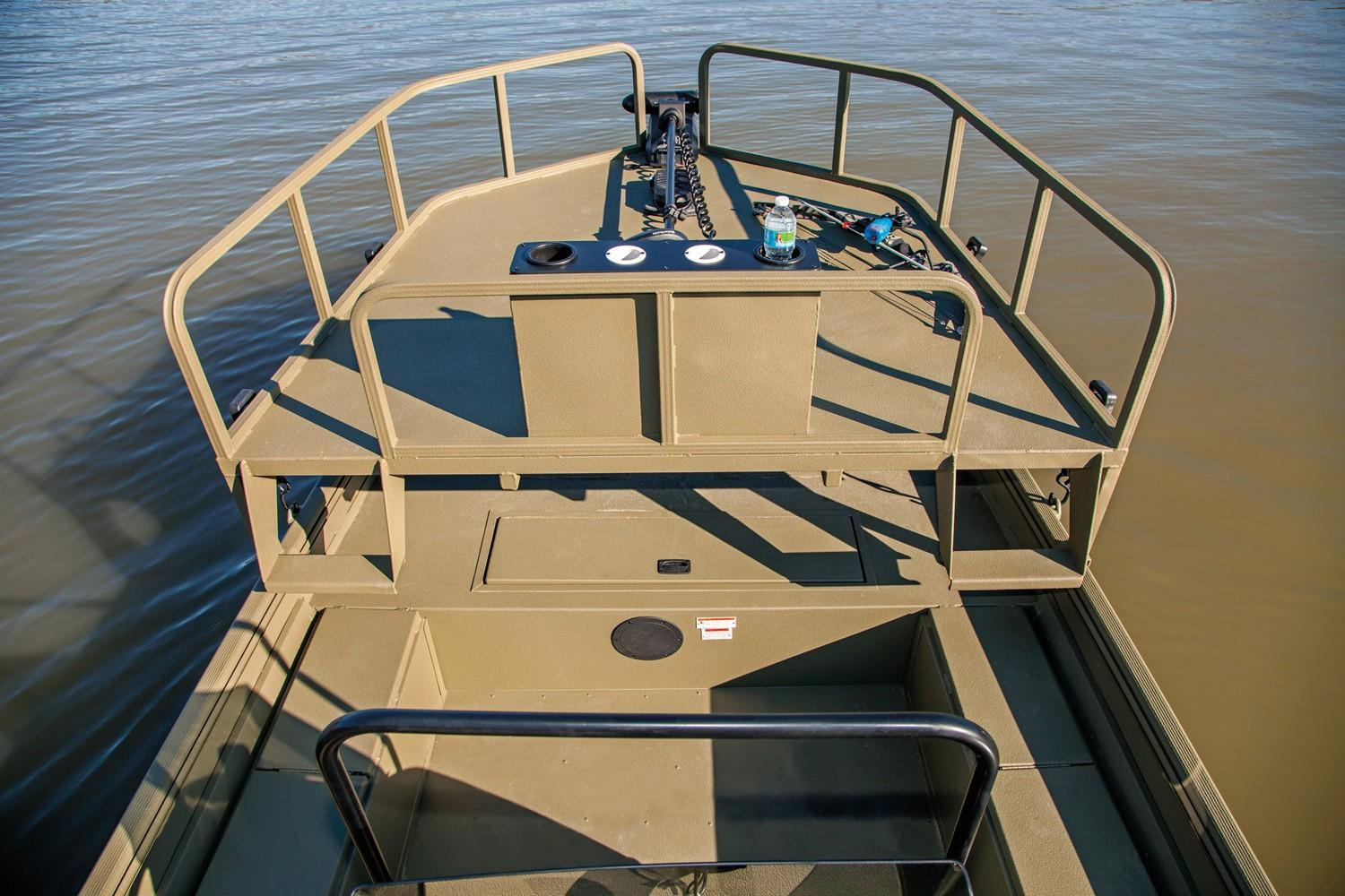2018 Crestliner 2000 Arrow in Saint Peters, Missouri - Photo 4