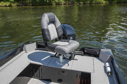 2019 Crestliner 1450 Discovery Tiller in Saint Peters, Missouri - Photo 5