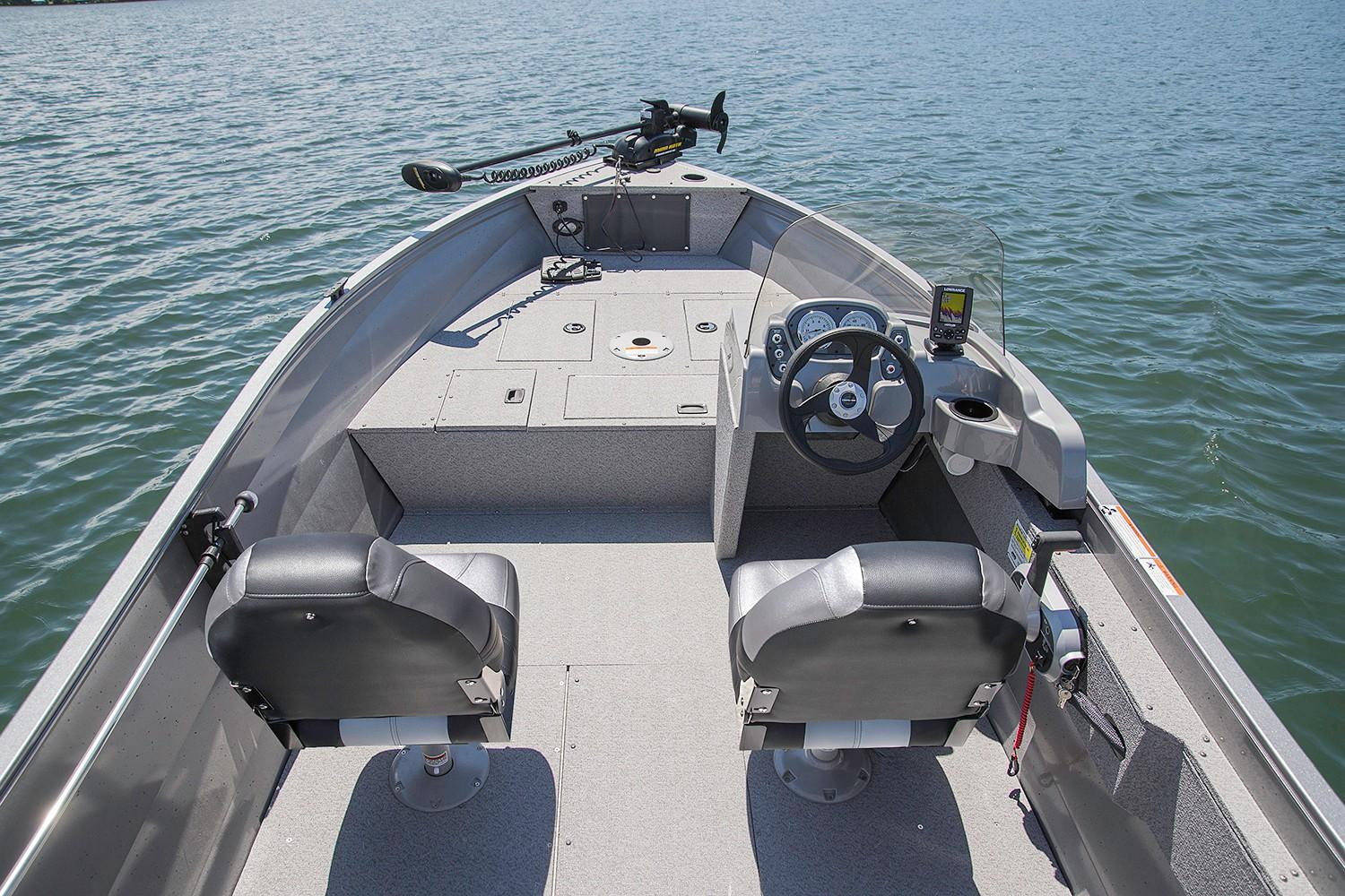 2019 Crestliner 1600 Vision in Amory, Mississippi - Photo 7