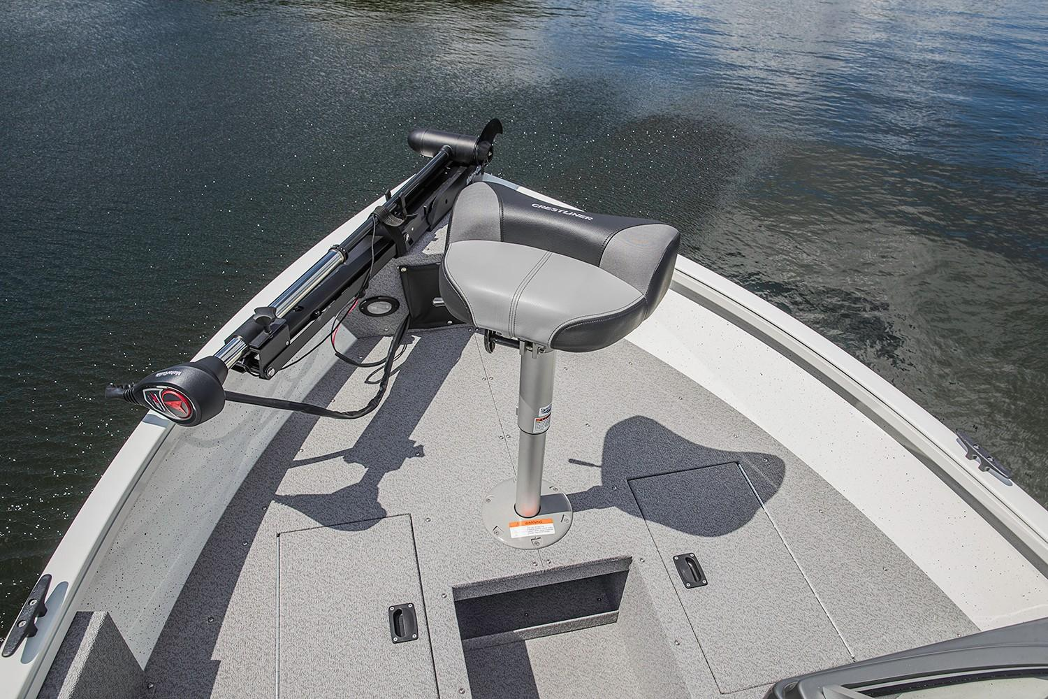 2019 Crestliner 1600 Vision Tiller in Saint Peters, Missouri - Photo 3