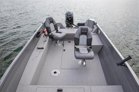 2019 Crestliner 1600 Vision Tiller in Cable, Wisconsin - Photo 4