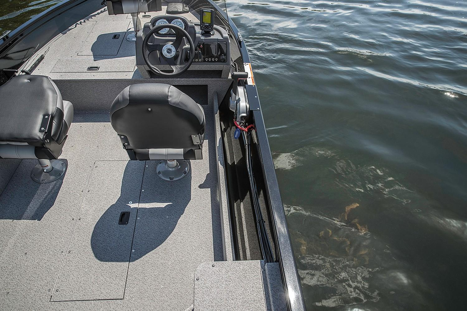 2019 Crestliner 1650 Discovery SC in Spearfish, South Dakota - Photo 6