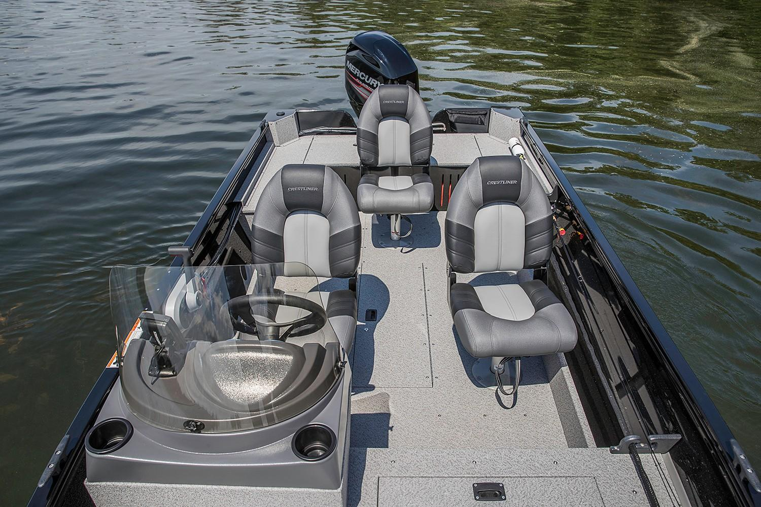2019 Crestliner 1650 Discovery SC in Spearfish, South Dakota - Photo 7