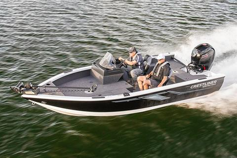 2019 Crestliner 1650 Fish Hawk SC in Cable, Wisconsin