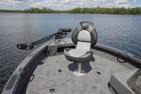 2019 Crestliner 1650 FISH HAWK SE SC in Amory, Mississippi - Photo 4