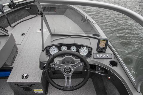 2019 Crestliner 1650 FISH HAWK SE WT in Amory, Mississippi - Photo 5