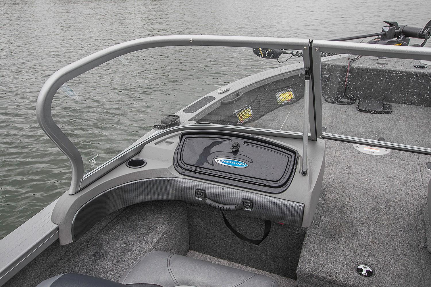 2019 Crestliner 1650 FISH HAWK SE WT in Amory, Mississippi - Photo 7