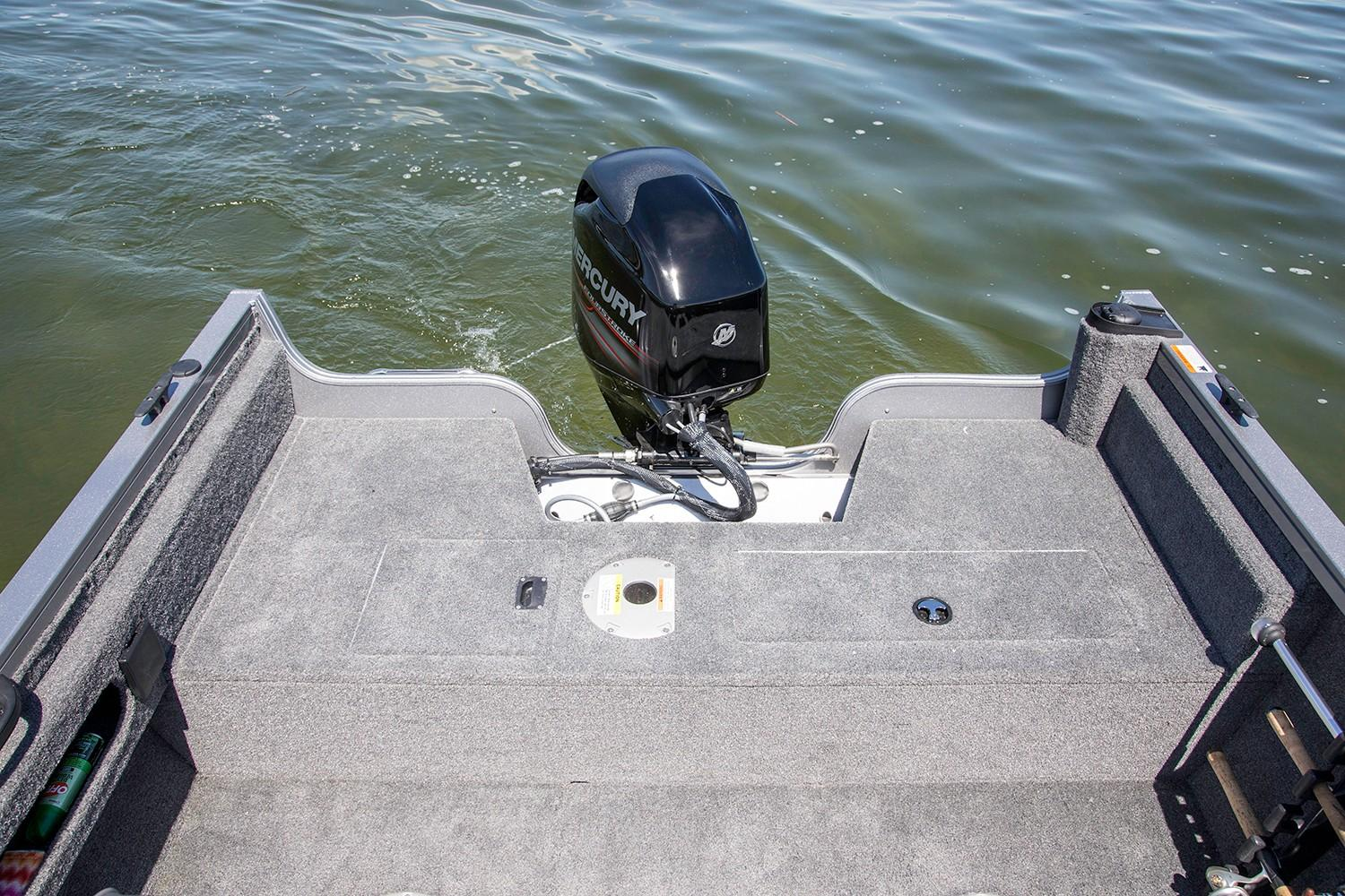 2019 Crestliner 1650 FISH HAWK SE WT in Amory, Mississippi - Photo 10